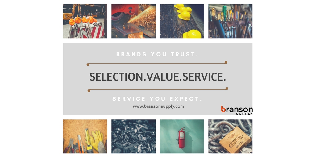 Branson Supply Website has a new look, but same focus. You.
